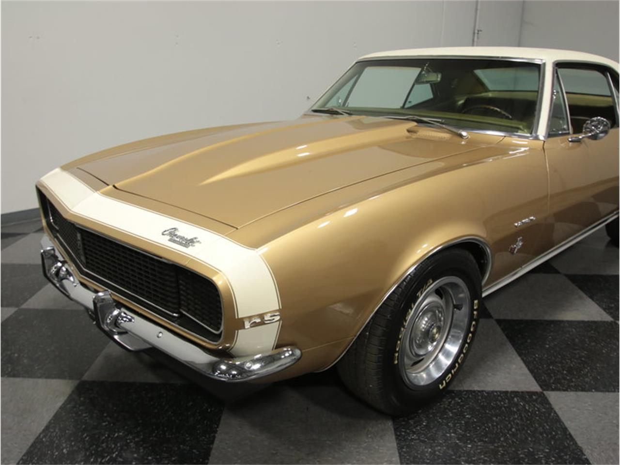 Large Picture of Classic '67 Chevrolet Camaro RS - $31,995.00 - JXYI