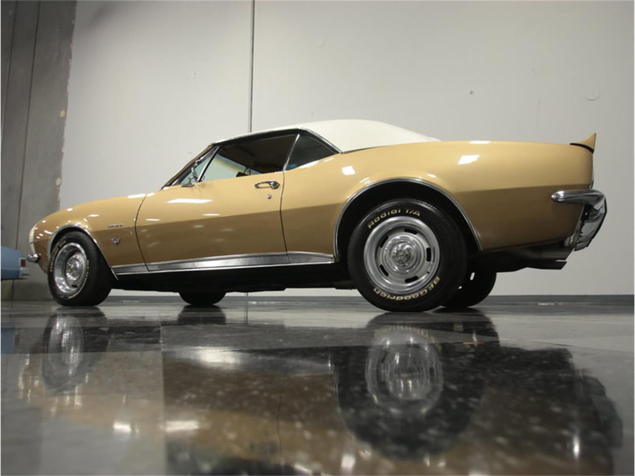 Large Picture of Classic 1967 Camaro RS Offered by Streetside Classics - Atlanta - JXYI