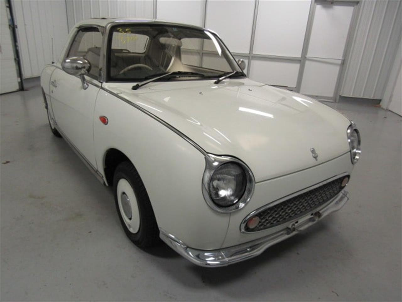 Large Picture of '91 Nissan Figaro located in Christiansburg Virginia - $9,900.00 Offered by Duncan Imports & Classic Cars - K1CV