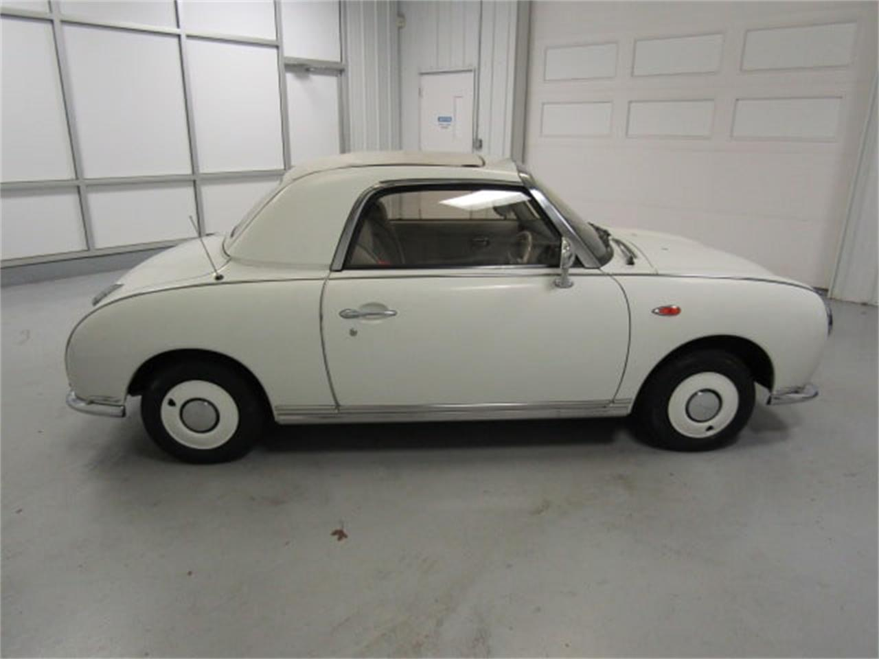 Large Picture of 1991 Nissan Figaro located in Virginia - $9,900.00 Offered by Duncan Imports & Classic Cars - K1CV