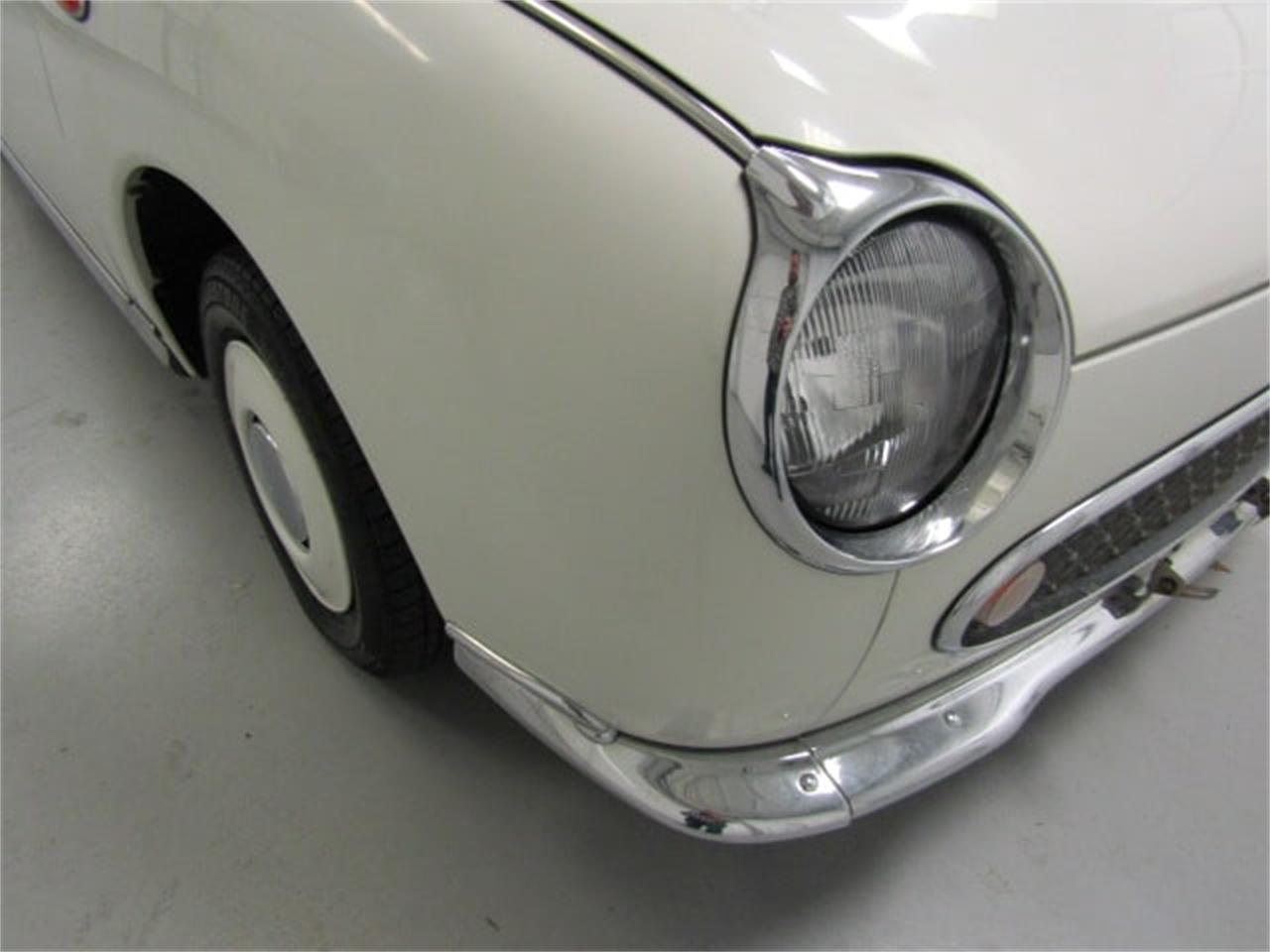 Large Picture of 1991 Nissan Figaro located in Christiansburg Virginia - $9,900.00 Offered by Duncan Imports & Classic Cars - K1CV