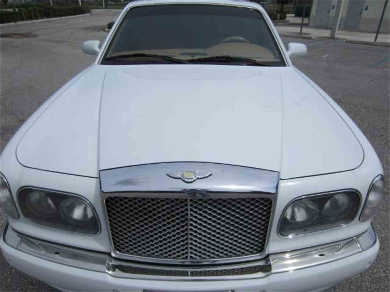 Large Picture of '00 Arnage - K1GM