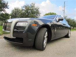 Picture of 2011 Rolls-Royce Silver Ghost located in Delray Beach Florida Auction Vehicle - K1GT
