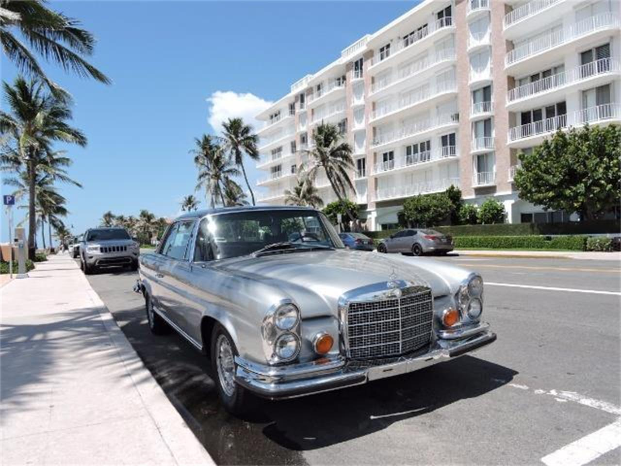 1970 Mercedes Benz 200 Series 280se For Sale Cc W108 Engine Parts Diagram Large Picture Of 70 K1gx