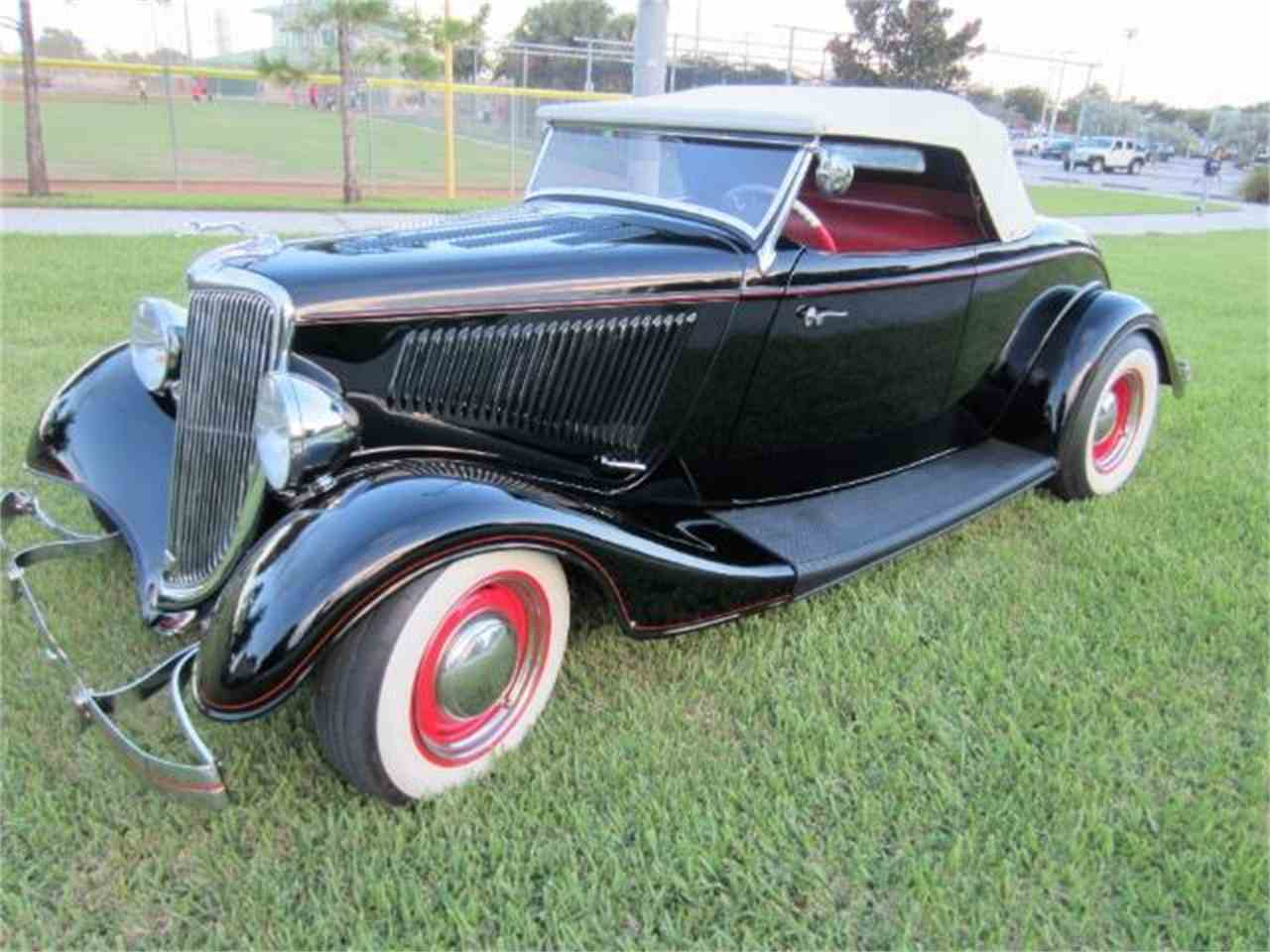 1934 Ford Roadster for Sale | ClassicCars.com | CC-935035
