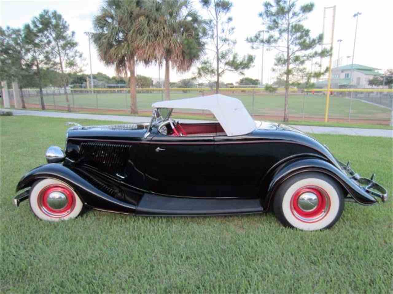Large Picture of '34 Roadster - K1H7