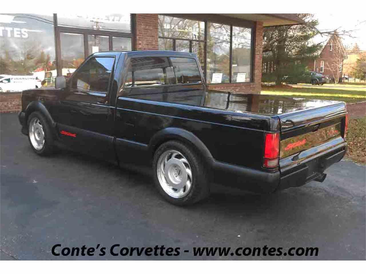 1991 Gmc Syclone For Sale Classiccars Com Cc 935053