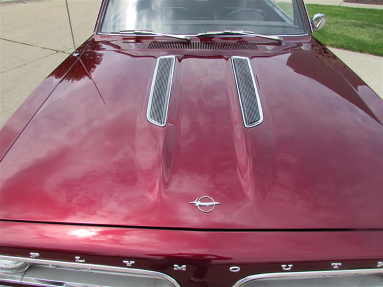 Large Picture of '67 Barracuda - K1HW