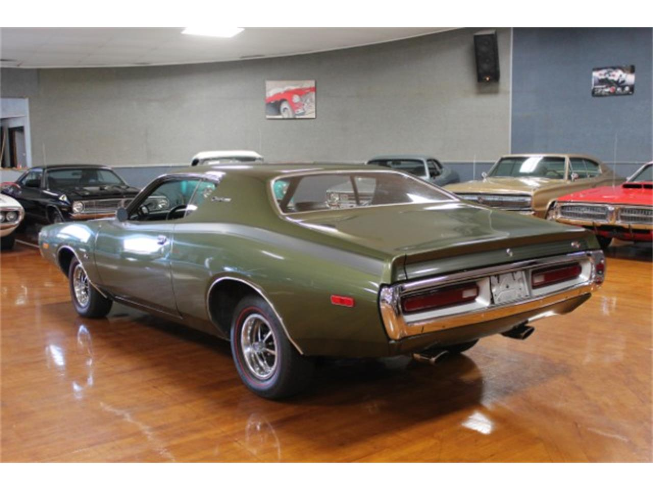 Large Picture of '72 Dodge Charger located in Indiana Pennsylvania Offered by Hanksters Hot Rods - JXZK