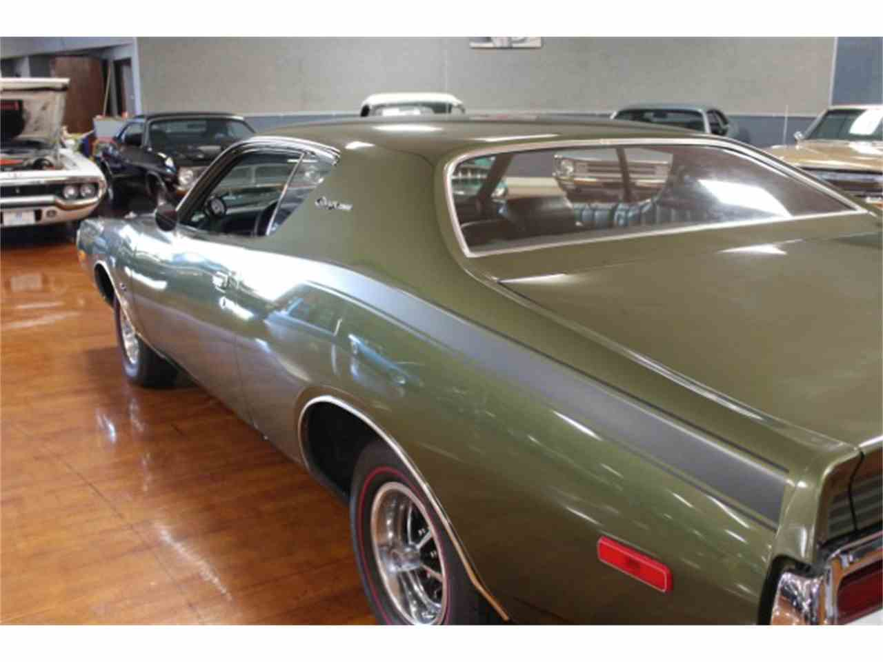 Large Picture of '72 Charger - JXZK