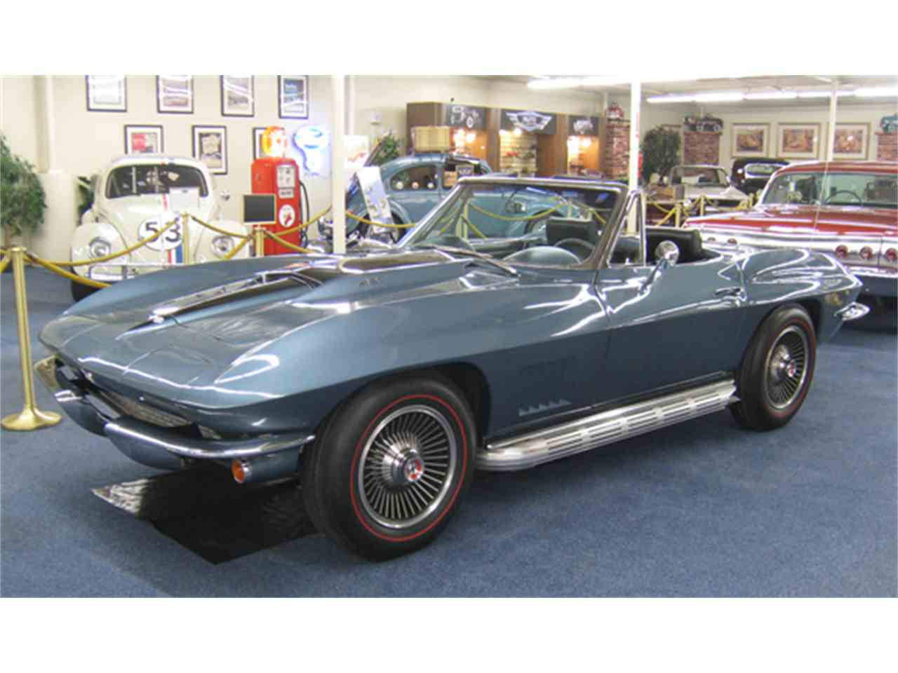Large Picture of Classic 1967 Chevrolet Corvette  located in Nevada Auction Vehicle - K1JX