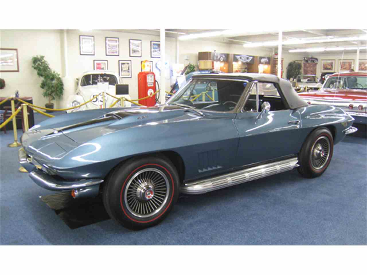Large Picture of '67 Chevrolet Corvette  located in Nevada Auction Vehicle - K1JX