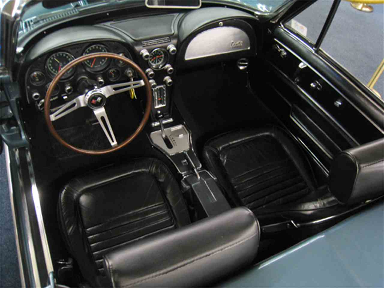 Large Picture of Classic 1967 Chevrolet Corvette  - K1JX