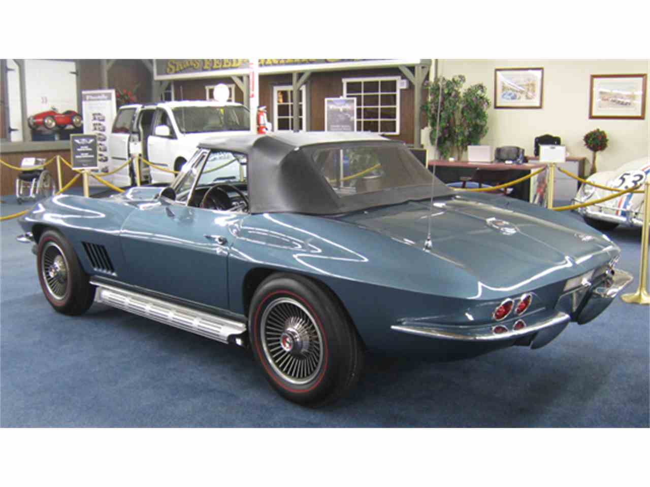 Large Picture of '67 Corvette  Offered by The Auto Collections - K1JX
