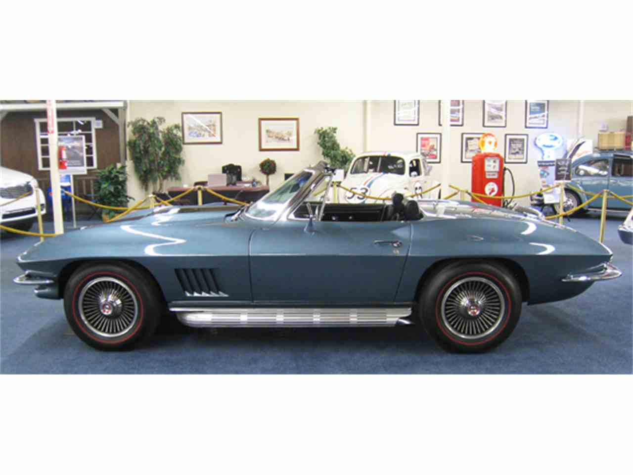 Large Picture of Classic '67 Chevrolet Corvette  located in Nevada Offered by The Auto Collections - K1JX