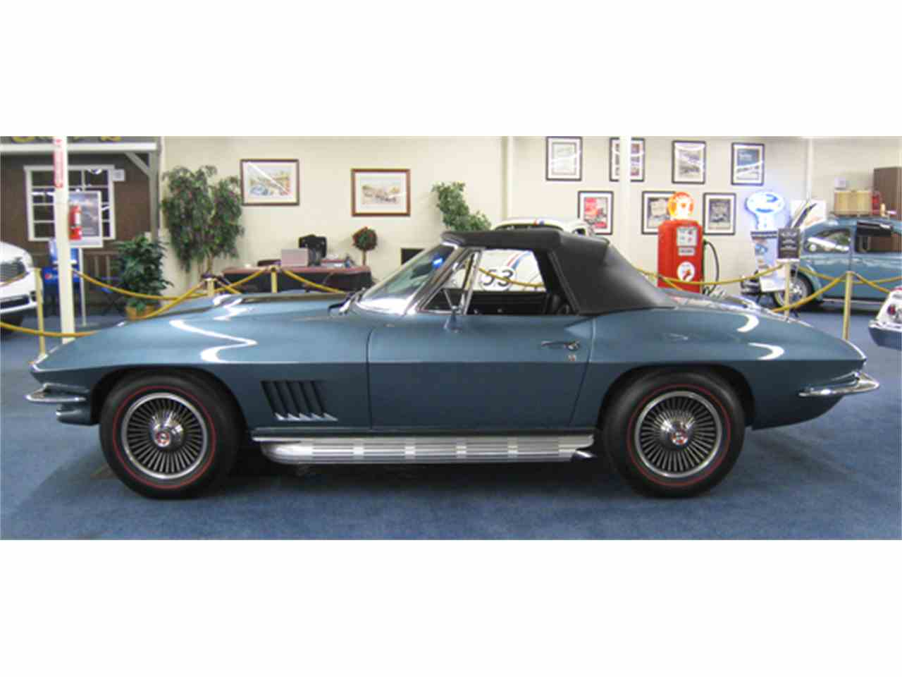 Large Picture of '67 Chevrolet Corvette  located in Las Vegas Nevada - K1JX