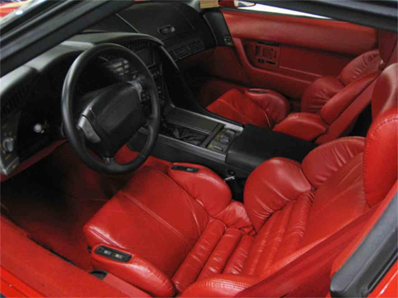 Large Picture of '90 Corvette ZR1 - K1JZ