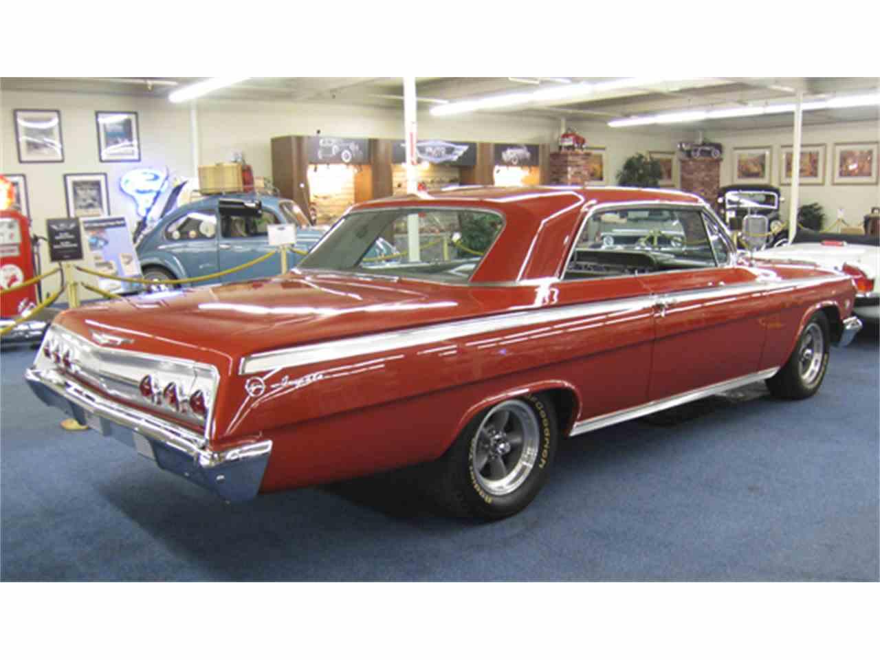 Large Picture of '62 Impala - K1K0