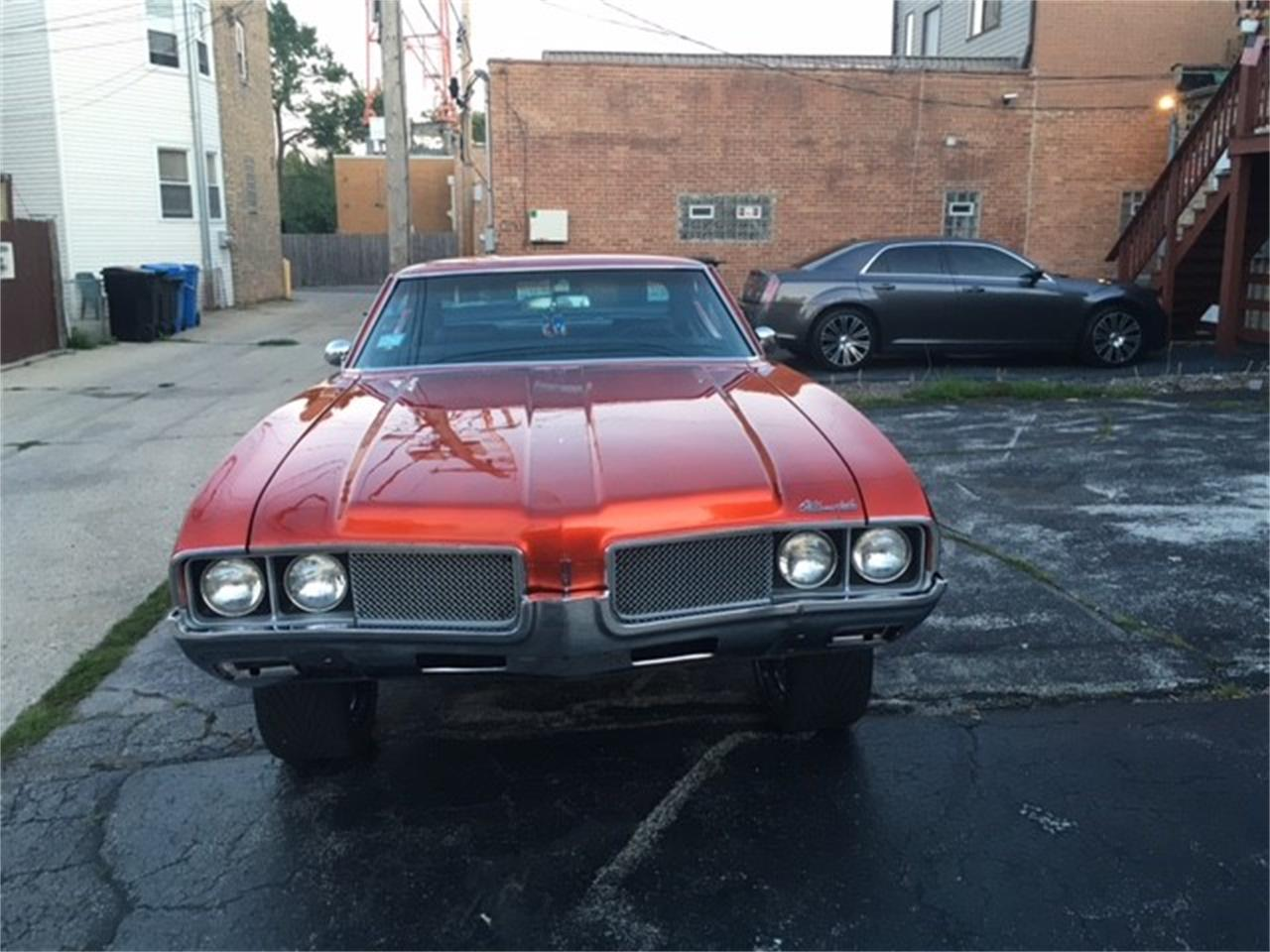 Large Picture of Classic '69 Cutlass located in Illinois - K1KA
