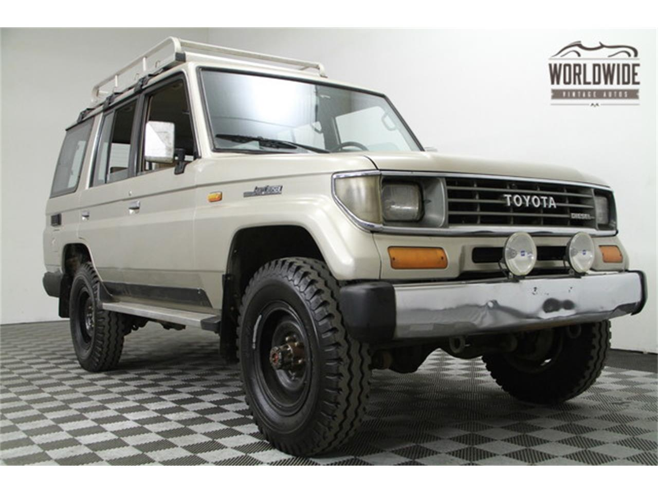 1990 Toyota Landcruiser Lj79 For Sale Cc 930549 Land Cruiser Fj40 Large Picture Of 90 Jy0l