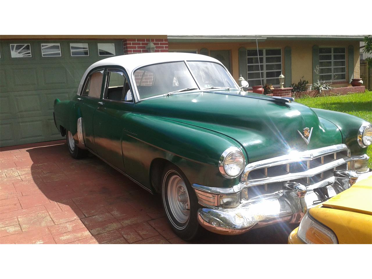 Large Picture of '49 Fleetwood - K1UB