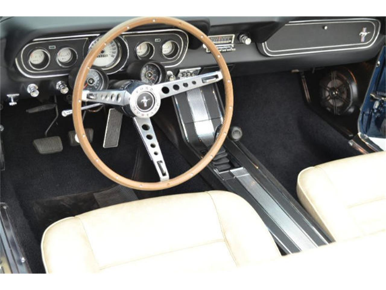 Large Picture of '66 Mustang - K1US