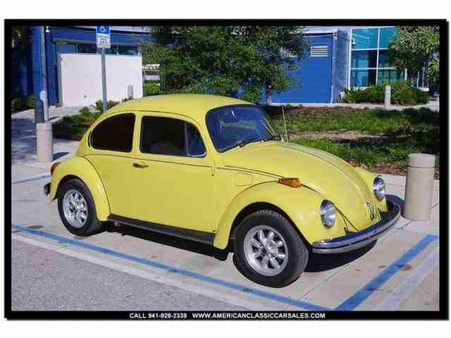1973 Volkswagen Beetle for Sale on ClicCars.com