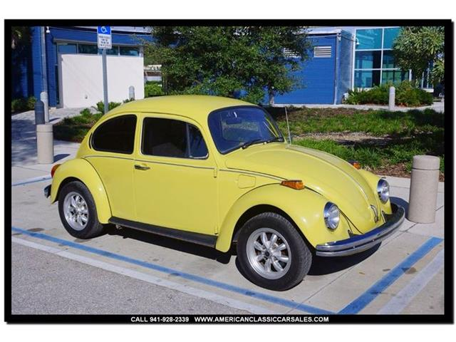 Picture of '73 Beetle - K1UY