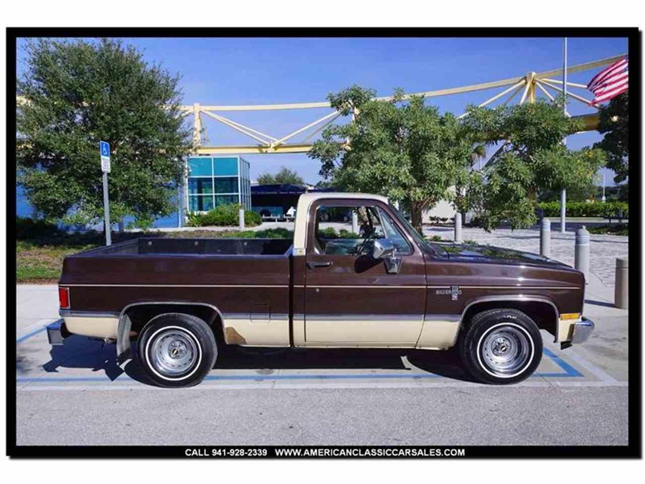 Large Picture of '84 C/K 10 - K1UZ