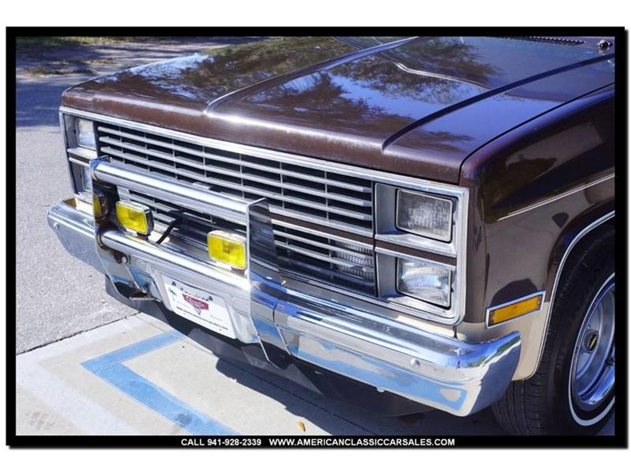 Large Picture of '84 C/K 10 - K1UZ