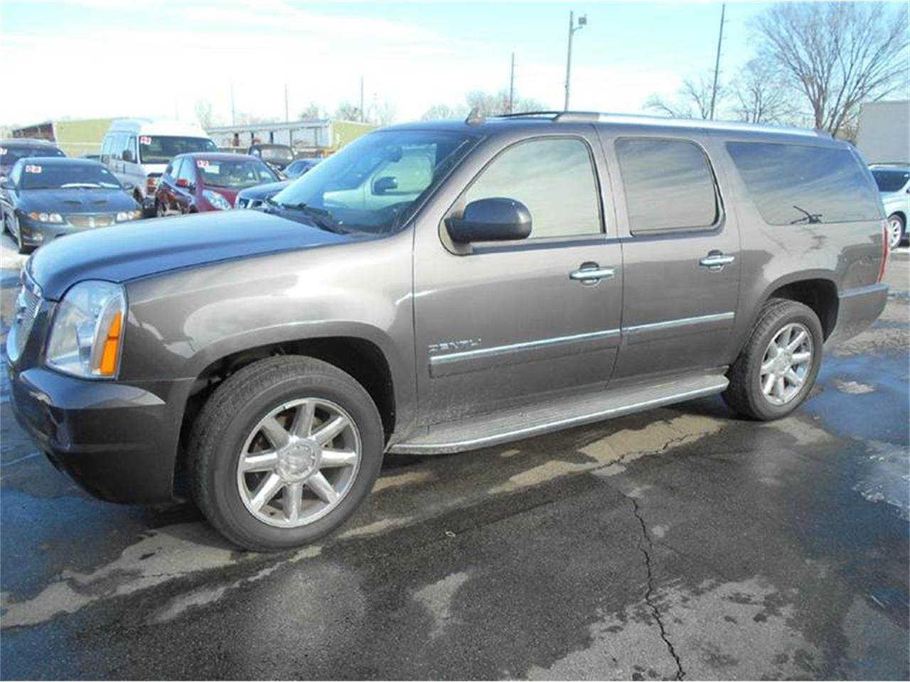 Large Picture of '10 Yukon - K1WX