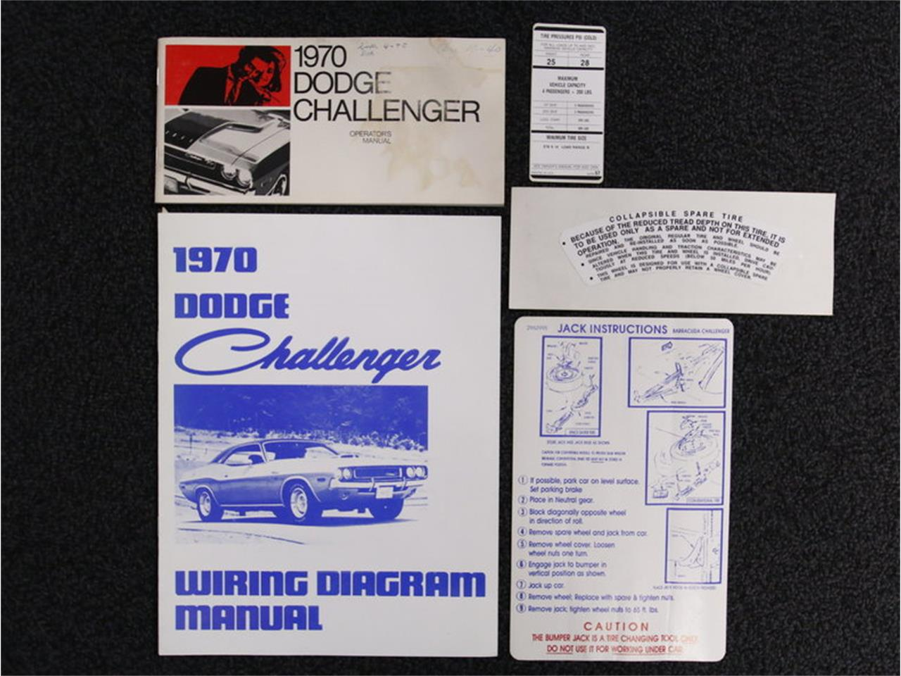 1970 Dodge Challenger 440 Six Pack R T For Sale Wiring Diagrams Large Picture Of 70 K1xu
