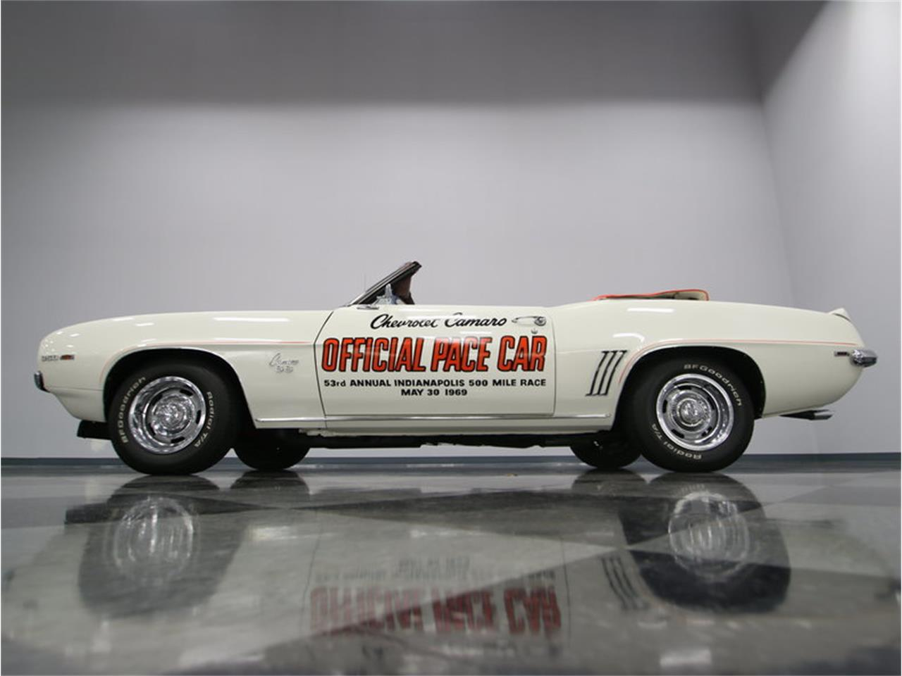 1969 Chevrolet Camaro Rs Ss Pace Car For Sale