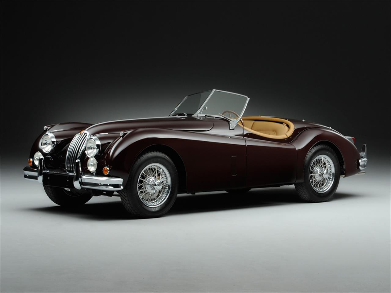 Large Picture Of U002755 XK140 MC LHD 3.4 Roadster   K23V