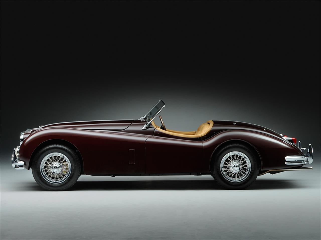 1955 JAGUAR XK 140 M ROADSTER - 66367  |1955 Jaguar Roadster