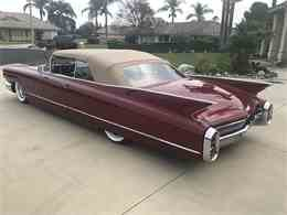 Picture of Classic '60 Cadillac Series 62 - $153,000.00 Offered by MP Classics World - K256