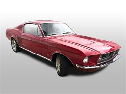 Picture of 1968 Ford Mustang located in West Hollywood California Offered by MP Classics World - K257