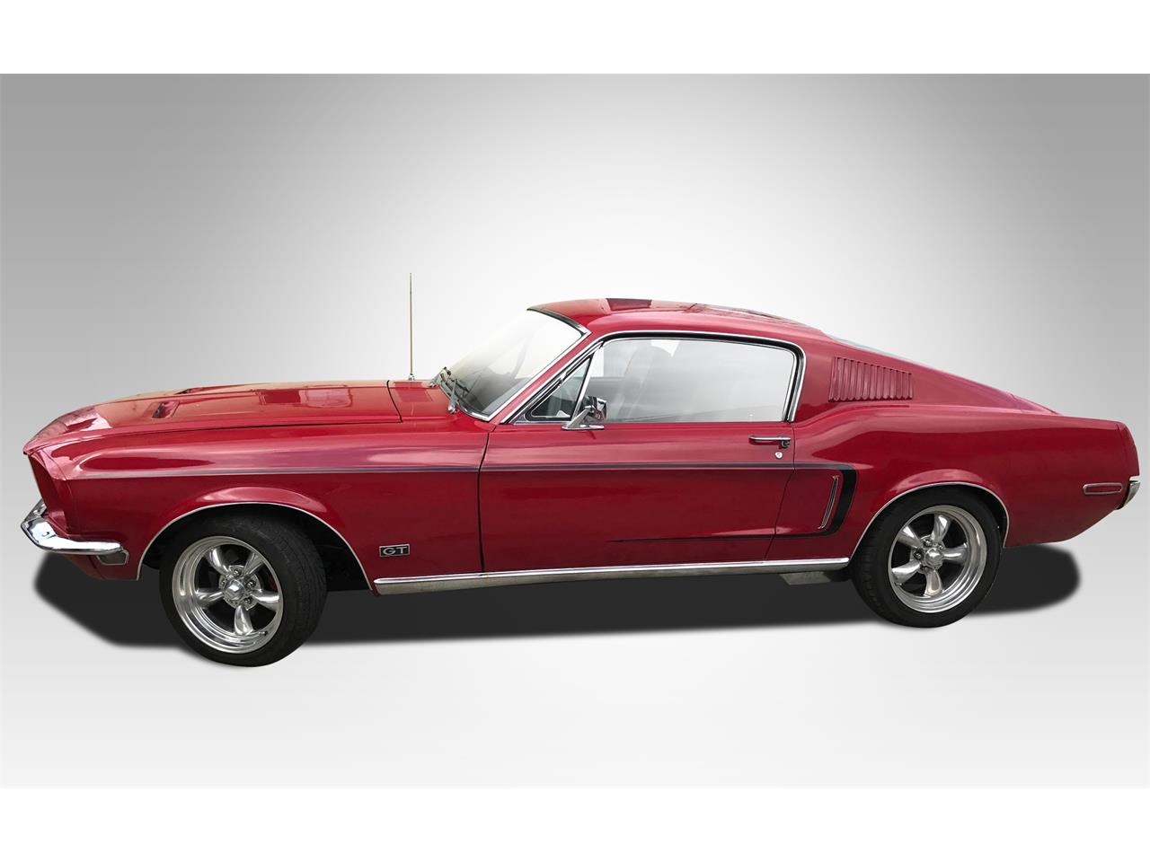 Large Picture of '68 Mustang located in West Hollywood California - $73,000.00 - K257