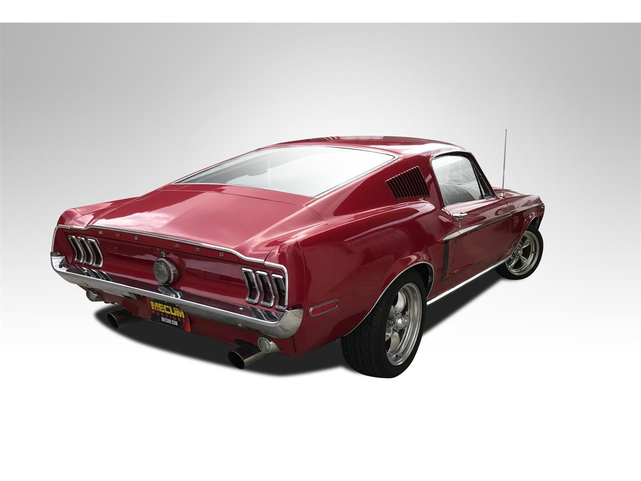 Large Picture of '68 Mustang - K257