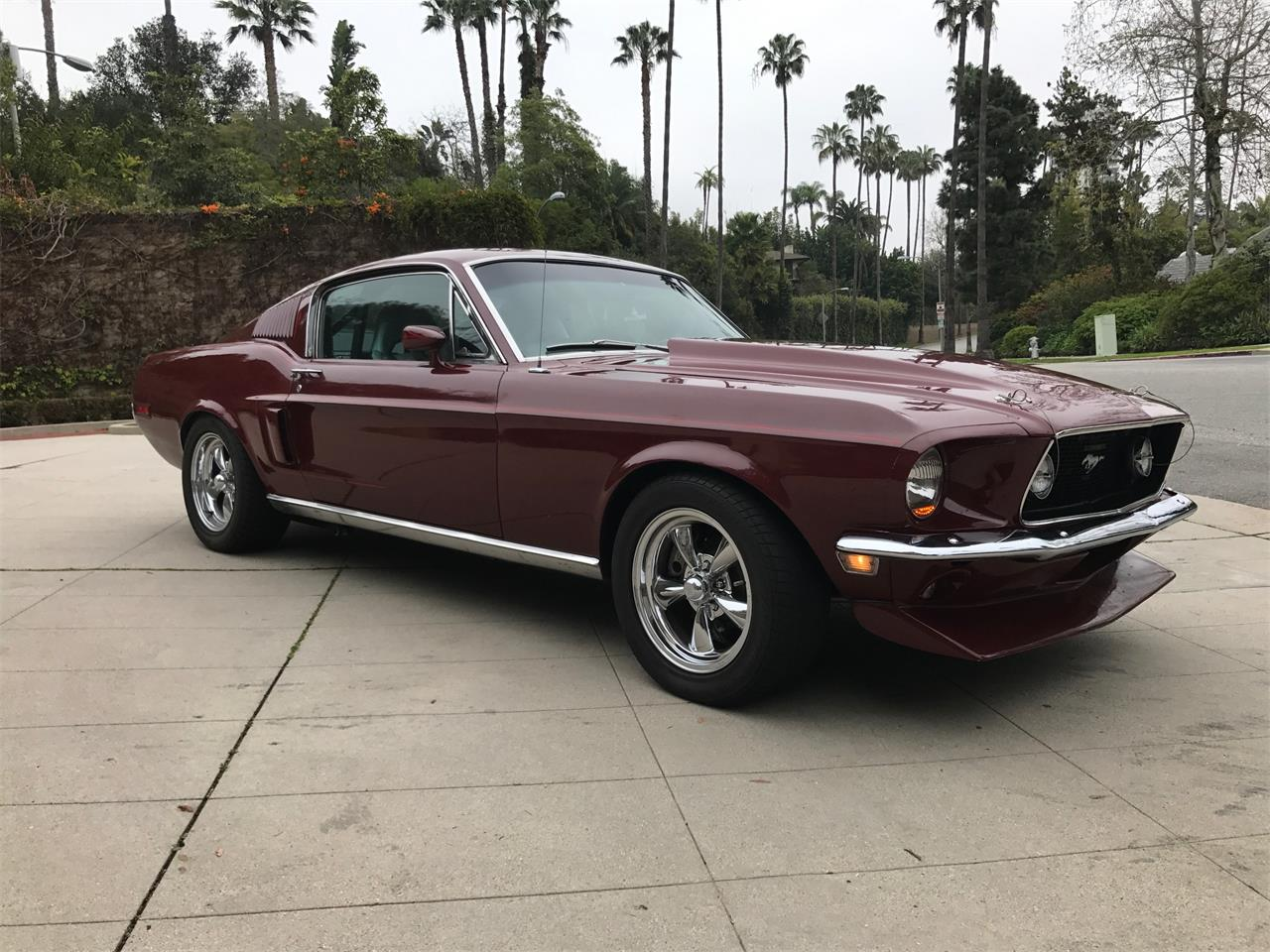 Large Picture of '68 Mustang - K259
