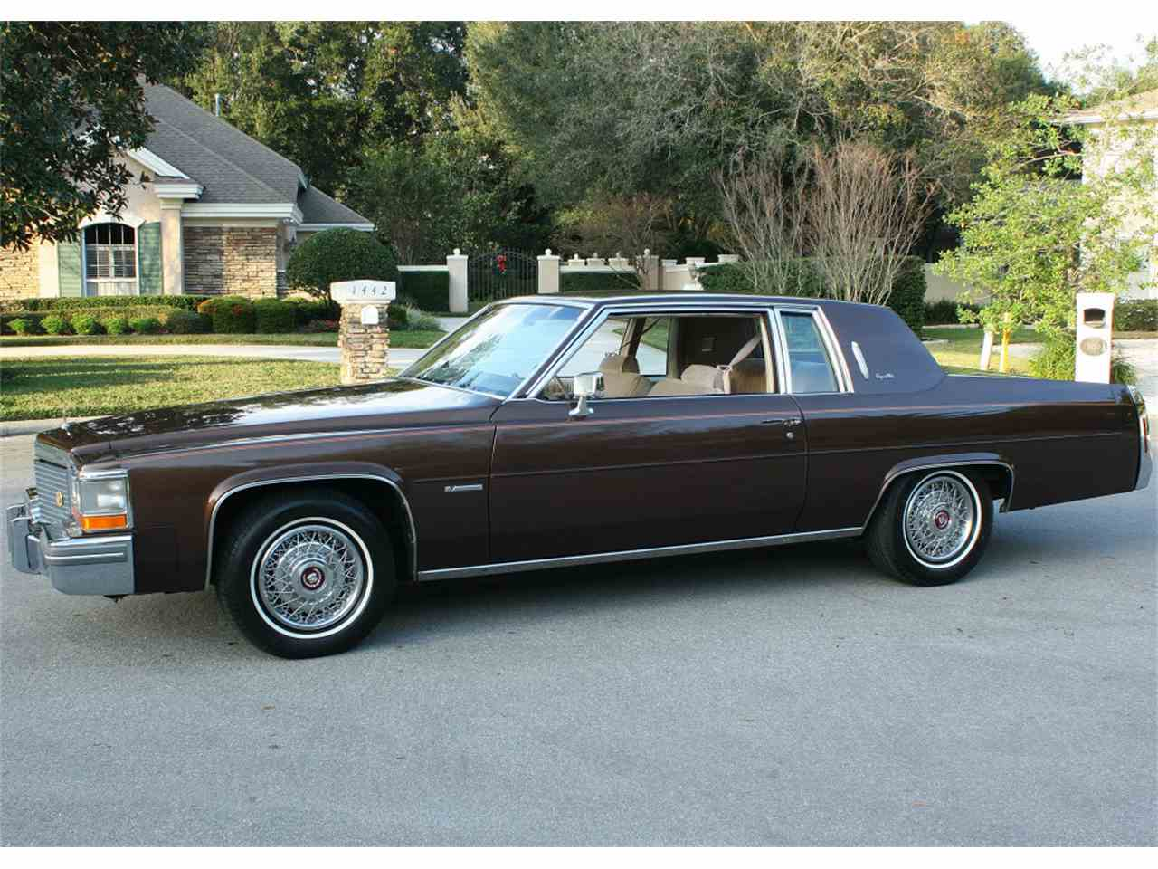 1981 Cadillac Coupe DeVille for Sale | ClicCars.com | CC-935909