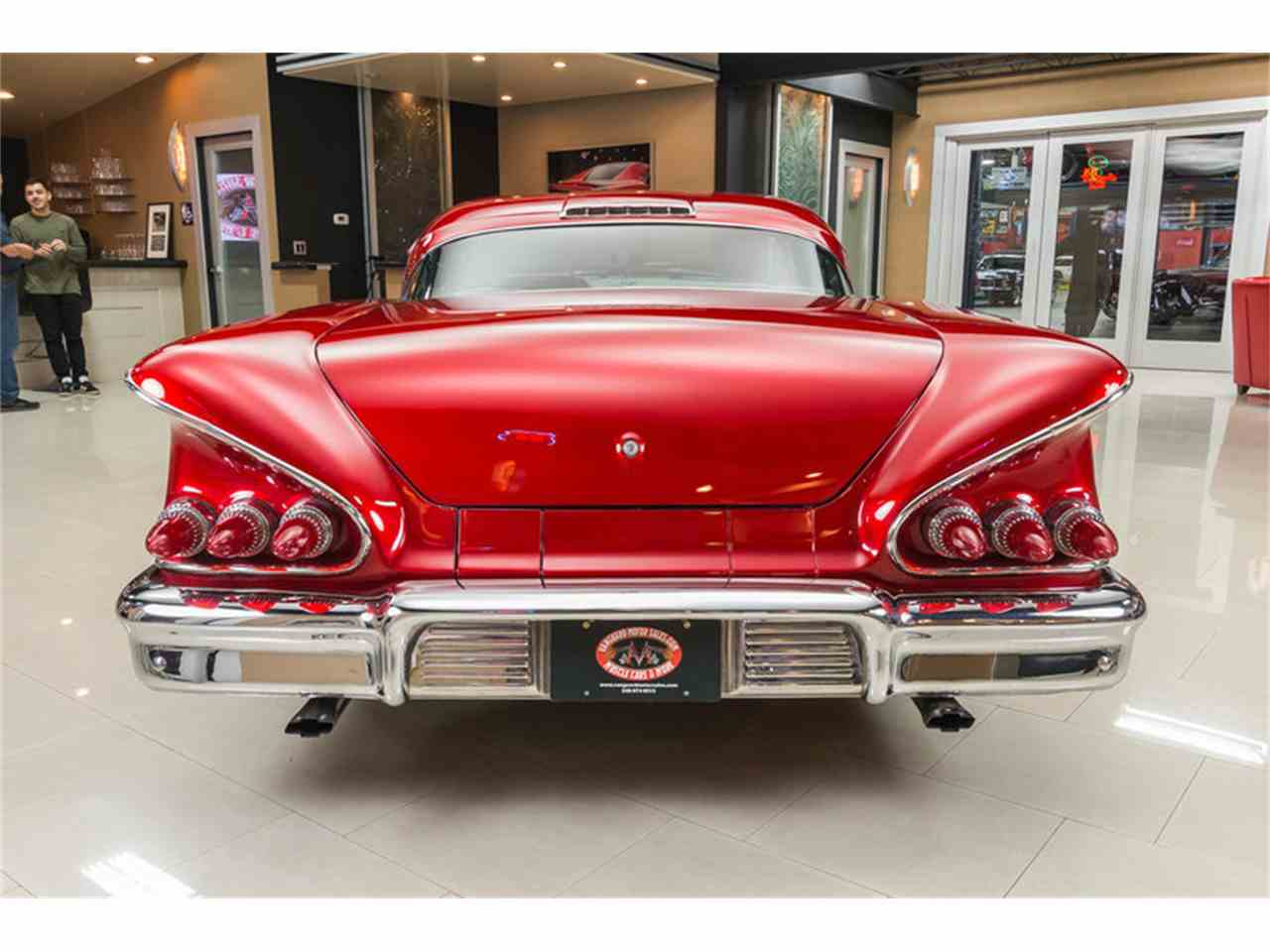 Large Picture of Classic '58 Impala located in Michigan Offered by Vanguard Motor Sales - K273