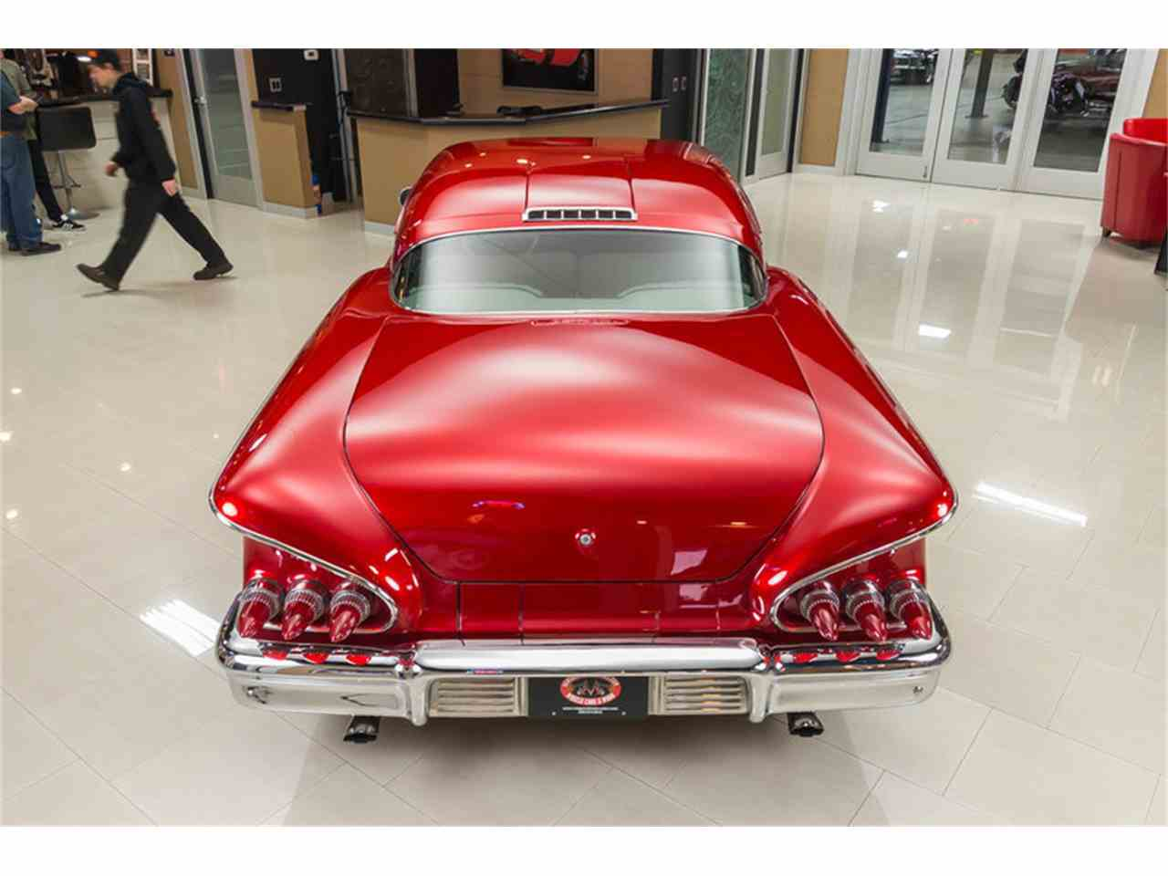 Large Picture of '58 Impala - $64,900.00 Offered by Vanguard Motor Sales - K273
