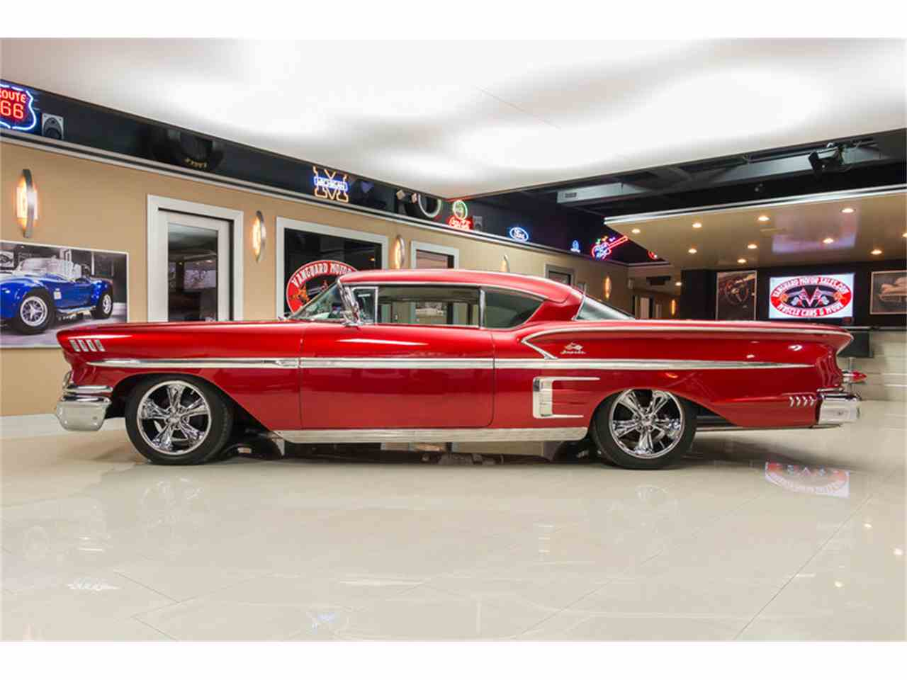 Large Picture of '58 Chevrolet Impala Offered by Vanguard Motor Sales - K273