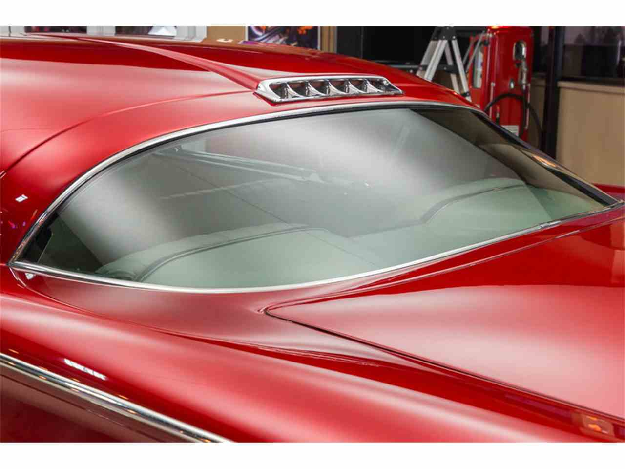 Large Picture of Classic 1958 Chevrolet Impala Offered by Vanguard Motor Sales - K273