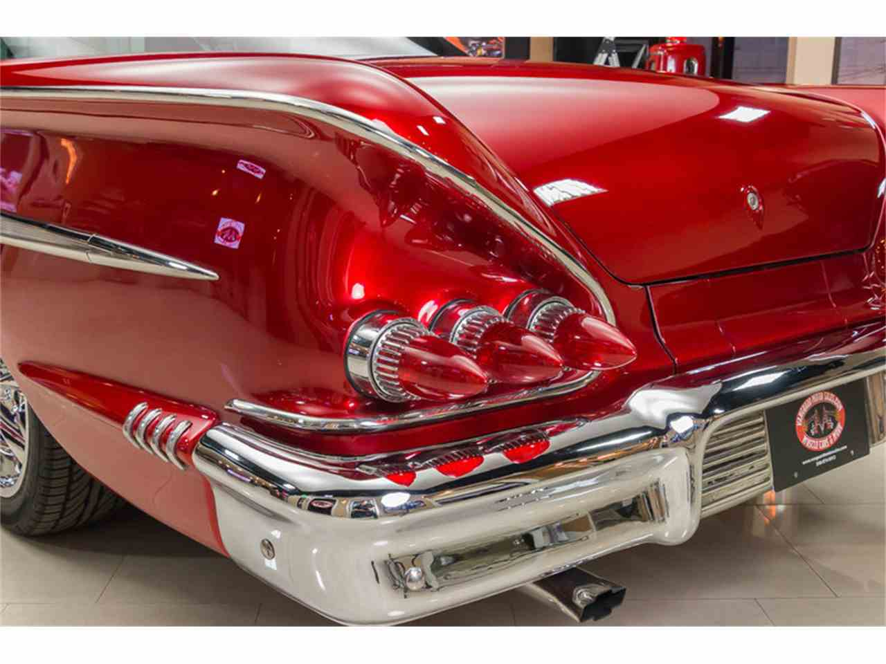 Large Picture of Classic 1958 Impala - K273