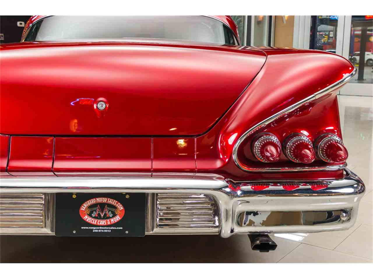 Large Picture of Classic '58 Chevrolet Impala - K273