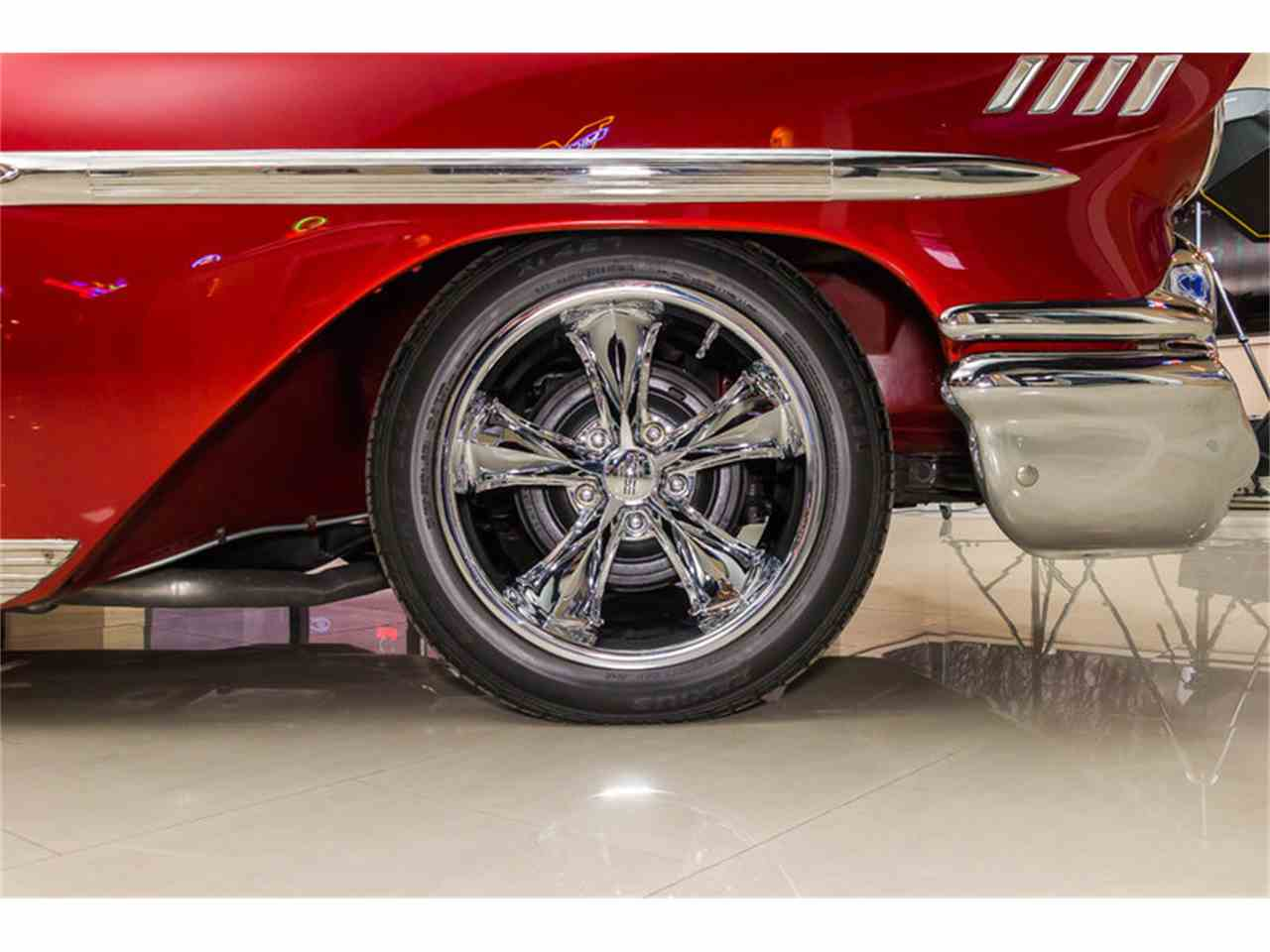 Large Picture of Classic '58 Chevrolet Impala - $64,900.00 Offered by Vanguard Motor Sales - K273