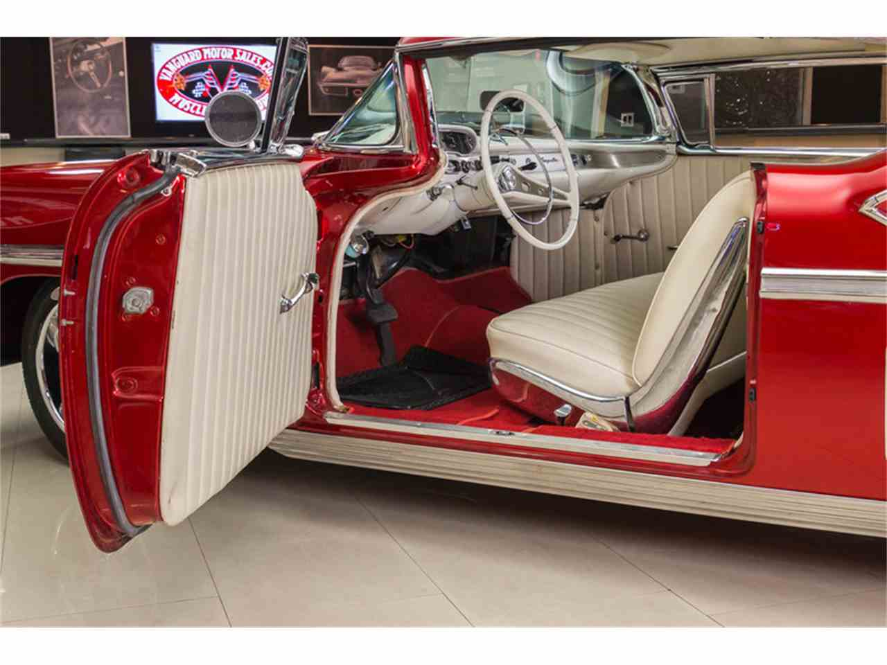 Large Picture of Classic '58 Impala located in Plymouth Michigan Offered by Vanguard Motor Sales - K273
