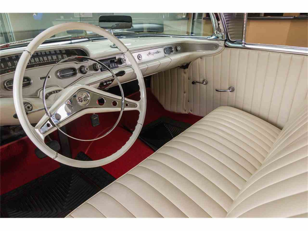 Large Picture of 1958 Chevrolet Impala - $64,900.00 Offered by Vanguard Motor Sales - K273